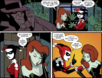 Harley Quinn & Batman #4-We Need To Talk About Our Partnership!