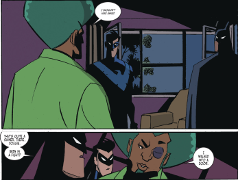 Harley Quinn & Batman #4-Welcome Back, Shrubs!