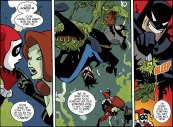 Harley Quinn & Batman #5-Friction Amongst Friends!