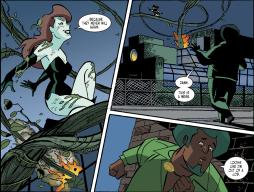 Harley Quinn & Batman #5-We're Outta Here!