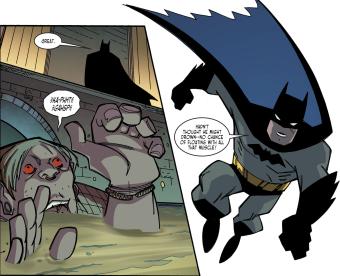 Batman & Harley Quinn #1-I'll Help You!