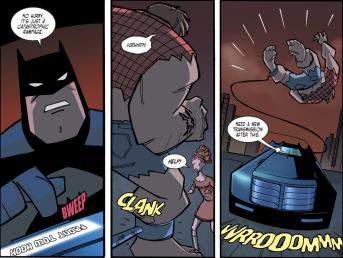 Batman & Harley Quinn #1-Let's Go For A Ride!