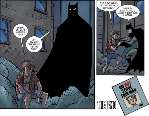 Batman & Harley Quinn #1-No More Caffeine For You!