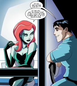 Batman & Harley Quinn #2-Casual Conversation!