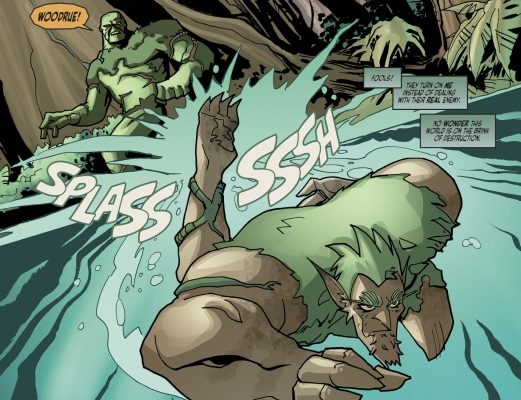 Batman & Harley Quinn #3-I Shall Not Be Punished!