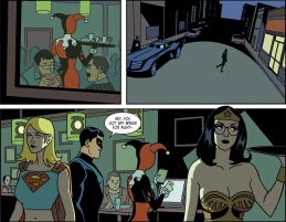 Batman & Harley Quinn #4-Brief Break!