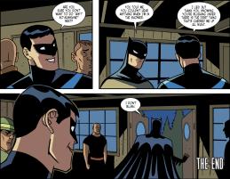 Batman & Harley Quinn #4-My Last Laugh On You!