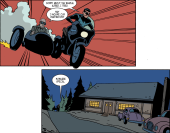 Batman & Harley Quinn #4-Small Road Trip!