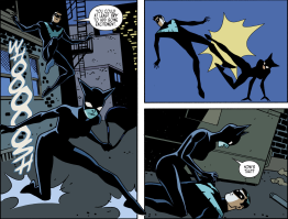 Batman & Harley Quinn #4-The Cat & The Bird!