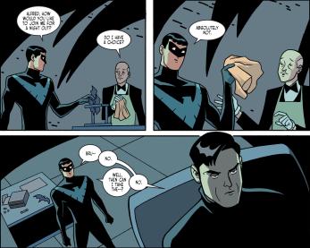 Batman & Harley Quinn #4-Time For A Night Out, Al!