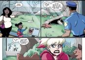 Batman & Harley Quinn #6-Spotted!