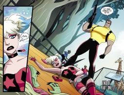 Batman & Harley Quinn #6-Triumph For Task Force X!