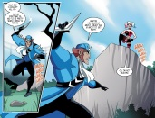 Batman & Harley Quinn #7-Gotcha Now, Toots!