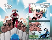 Batman & Harley Quinn #7-Hyena's Early Dinner!