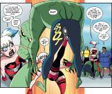 Batman & Harley Quinn #7-I've Been Used!