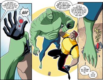 Batman & Harley Quinn #7-No More BOOM!