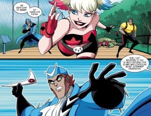 Batman & Harley Quinn #7-So Long, Suckers!