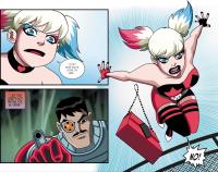 Batman & Harley Quinn #7-This Guardian Angel Wears Punk Gear!