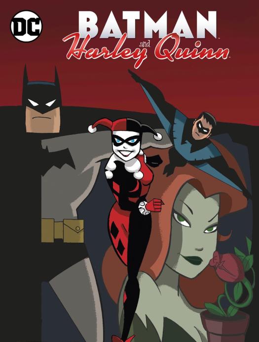 Batman & Harley Quinn!
