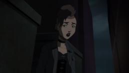 Deadshot-That's Not Zoe!