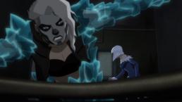 Killer Frost-Cold Shoulder To A Surprise Attack!