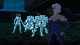 Killer Frost-Stay Put, Former Teammates!