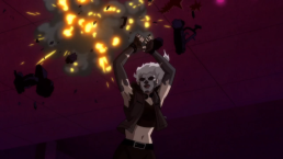 Silver Banshee-I'm Hit!