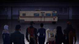 Suicide Squad-A Winnebago!