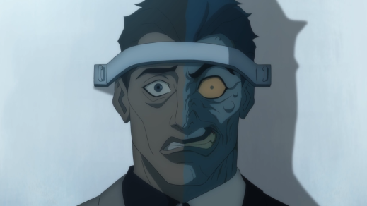 Two-Face-Conflicted Patient!