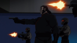 Vandal Savage-Open Fire!
