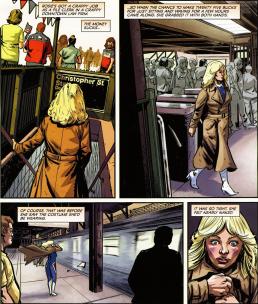 Die Hard-Year One #1-Rosie's Financial Woes!