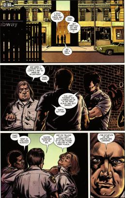 Die Hard-Year One #1-Shady Dealings!