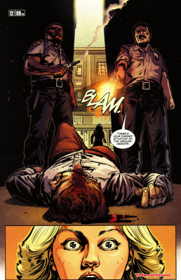 Die Hard-Year One #1-This Just Got Serious!