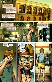 Die Hard-Year One #2-Alan Has A Looming Monkey Wrench!