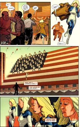 Die Hard-Year One #2-Patriotic Safe Blanket!