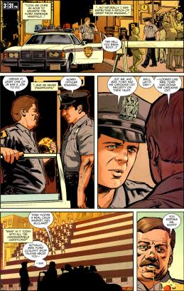 Die Hard-Year One #2-Report!