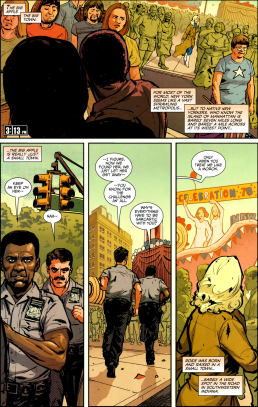 Die Hard-Year One #2-There She Is!