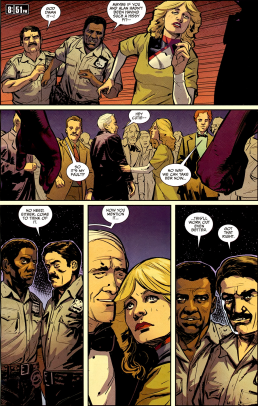 Die Hard-Year One #3-A Setback That's Actually Not!
