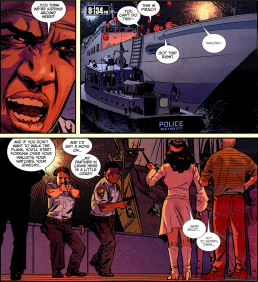Die Hard-Year One #3-Police Then, Pirates Now!