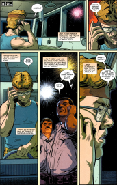 Die Hard-Year One #4-There's A Monkey Wrench Down Below!