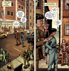 Die Hard-Year One #5-Streetside Patrol!