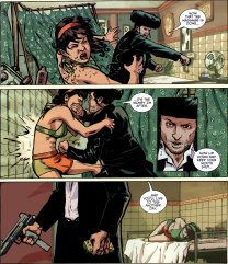 Die Hard-Year One #5-Your Services Are No Longer Needed!