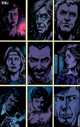 Die Hard-Year One #6-Our Main Players In The Dark!
