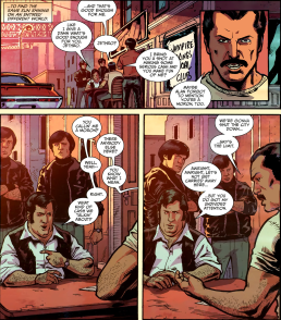 Die Hard-Year One #6-We've Got A Chance For A Big Score!