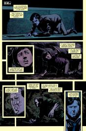 Die Hard-Year One #7-I'm Familiar With The Dark!
