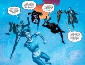 Suicide Squad #12-A Taste Of The Supernatural!