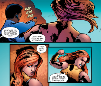 Suicide Squad #5-Come This Way, Giganta!