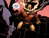 Suicide Squad #8-Etrigan's Surprise Appearance!