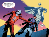 Suicide Squad #8-Fighting Spirit With Spirit!