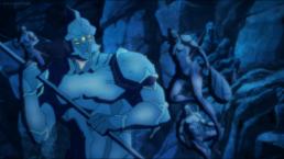 Atlanteans-Encounter!